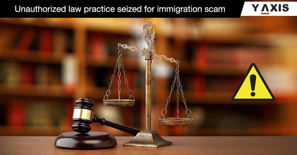 immigration scam
