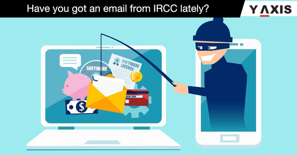 Have you got an email from IRCC lately?