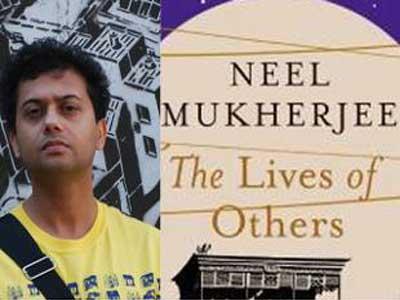 Neel Mukherjee (Man Booker Prize)
