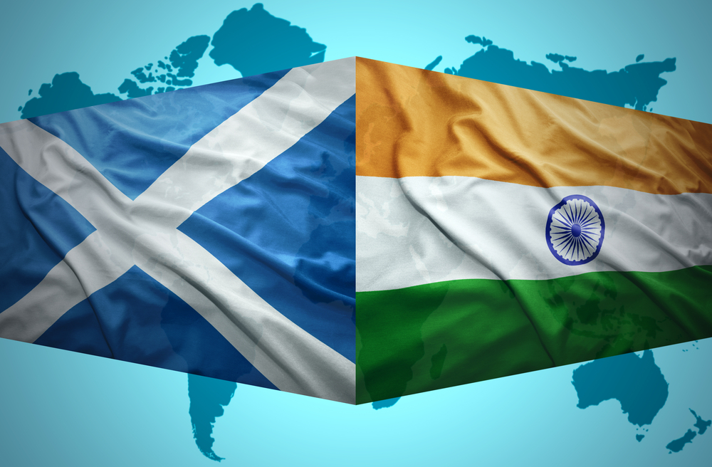 indian and scottish flags (med)