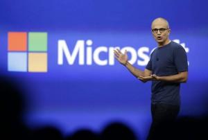 Microsoft - Powered by Satya Nadella