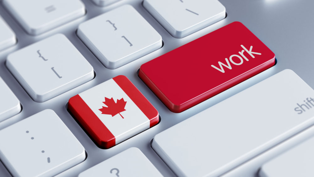 Image result for canadian job market