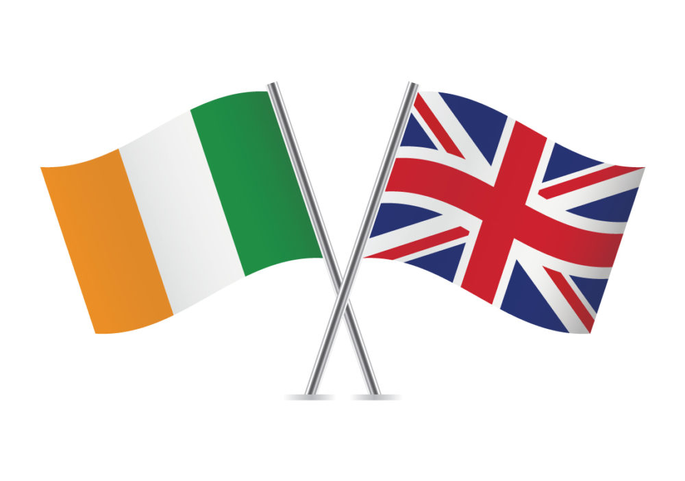 UK-Ireland Common Travel Area
