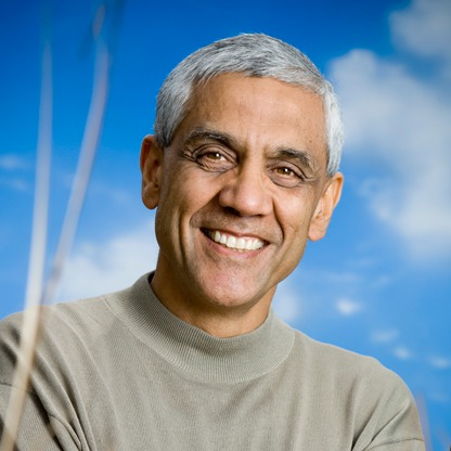 Vinod Khosla In Forbes Richest List