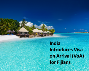 Visa on Arrival For Fijians