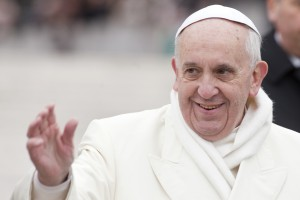 Pope Francis Talks For Migrants In European Parliament