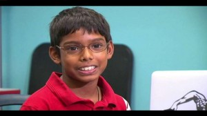 Indian Origin 8-Year-Old CEO To Speak At Cyber Security Summit