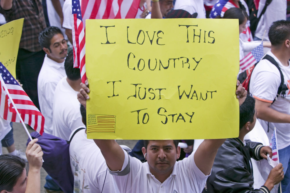 "illegal immigration reform in america essay Pro immigration groups like to talk about the ""three-legged stool"" of immigration reform: legal channels for family and job based immigrations a path to citizenship for unlawful aliens already in the america, and a better boarder security."