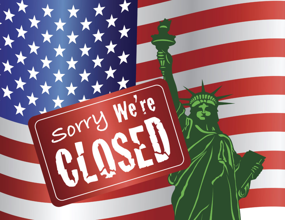 notice  american consulate kolkata  to be closed for 4 days