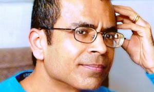 Akjhil Sharma Indian-American Novelist