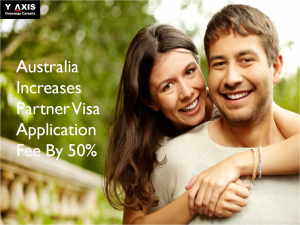 Australia Partner Visa Fee Hike
