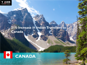 More Indian Tourists To Canada
