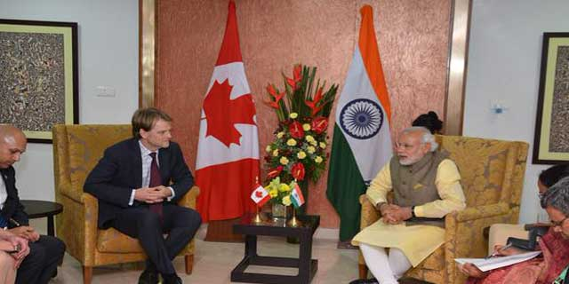 Chris Alexander: Vibrant Gujarat Summit