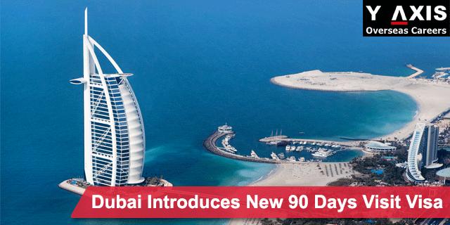 Dubai 90 Days Visit Visa