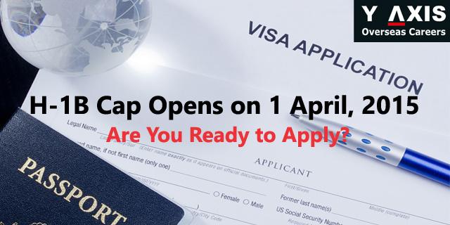 H-1B Visa Cap Opens