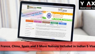Indian E-Visa - Y-Axis News