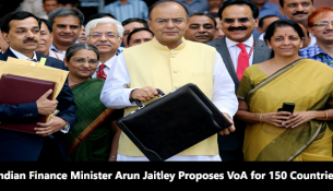 India Proposes VoA for 150 Countries