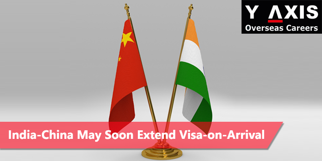 India - China Visa On Arrival