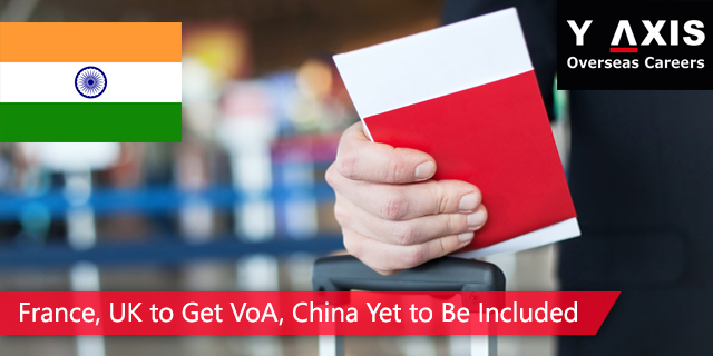 France, UK to Get VoA, China Yet to Be Included