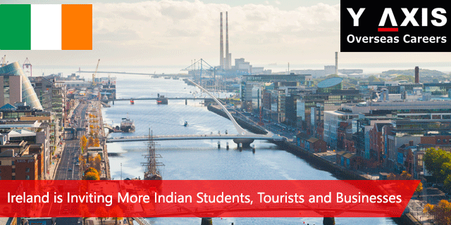 Ireland Inviting Indian Students, Tourists