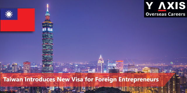 aiwan Introduces New Visa for Foreign Entrepreneurs