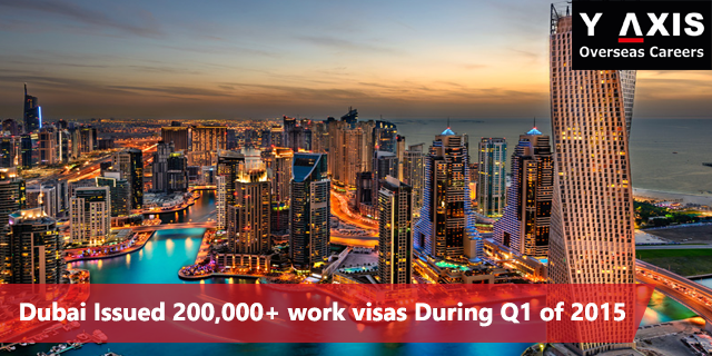 Dubai Issued 200,000+ Work Visas During The First Quarter