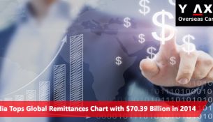 India Tops Remittances Chart