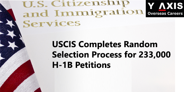 Random Selection Process for H-1B