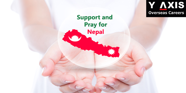 Earthquake Support for Nepal