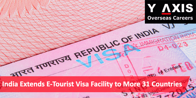 India Extends E-Tourist Visa