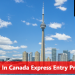 Indians - Canada Express Entry