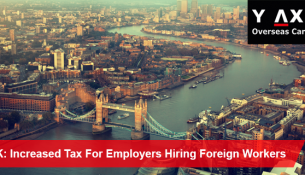 Foreign Workers in UK
