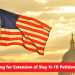 US H-1B Extension of Stay