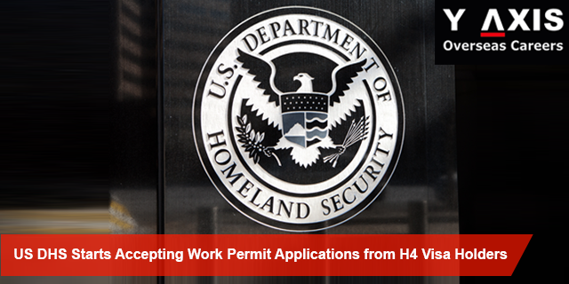 US Starts Work Permit for H4 Visa Holders