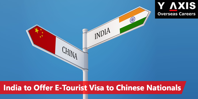 E-Tourist Visa to Chinese-India