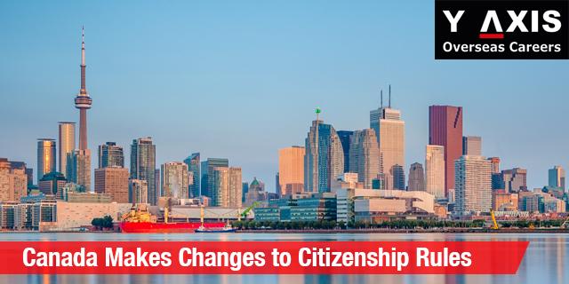 Canada Citizenship Rules