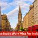 Scotland Post Study Work Visa