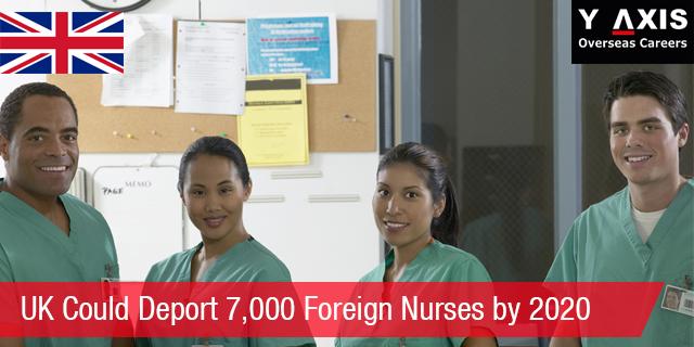 UK Deport Foreign Nurses