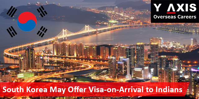 South Korea Visa-on-Arrival for Indians