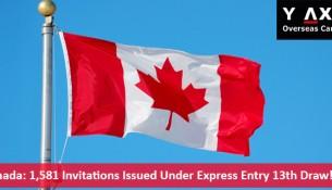 Canada 13th Draw