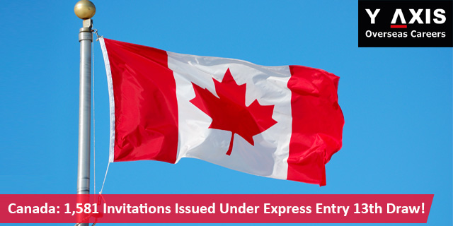 Canada Express Entry 13th Draw