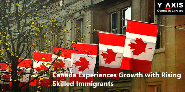 Canada Too Benefits From Its Immigrants