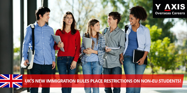 UK Immigration Restrictions On Non-EU Students