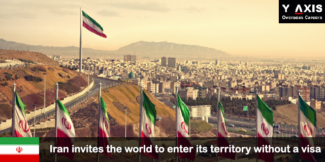 Iran Invites The World to Enter Its Territory Without a Visa