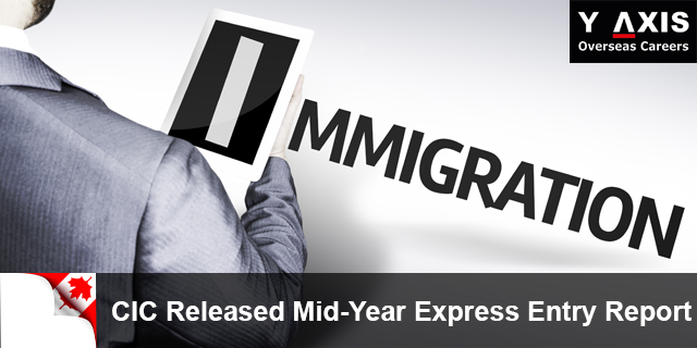 Express Entry Mid Year Report
