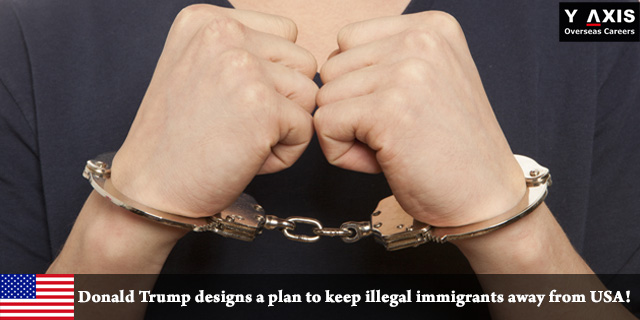 Trump plan to keep illegal immigrants away from USA!