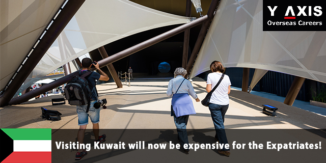 Kuwait to implement a raise in visa fees