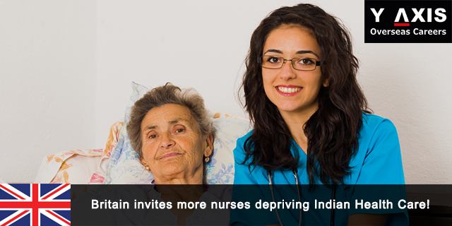 Britain invites more nurses