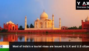 e tourist visa attracts UK,US citizens