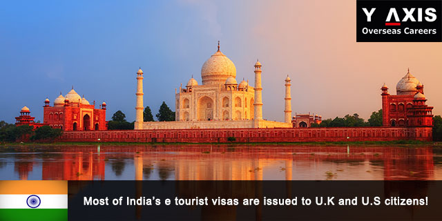 e tourist visa attracts UK,US citizens